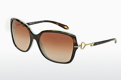 Gafas de visión Tiffany TF4101 81343B - Marrones, Havanna